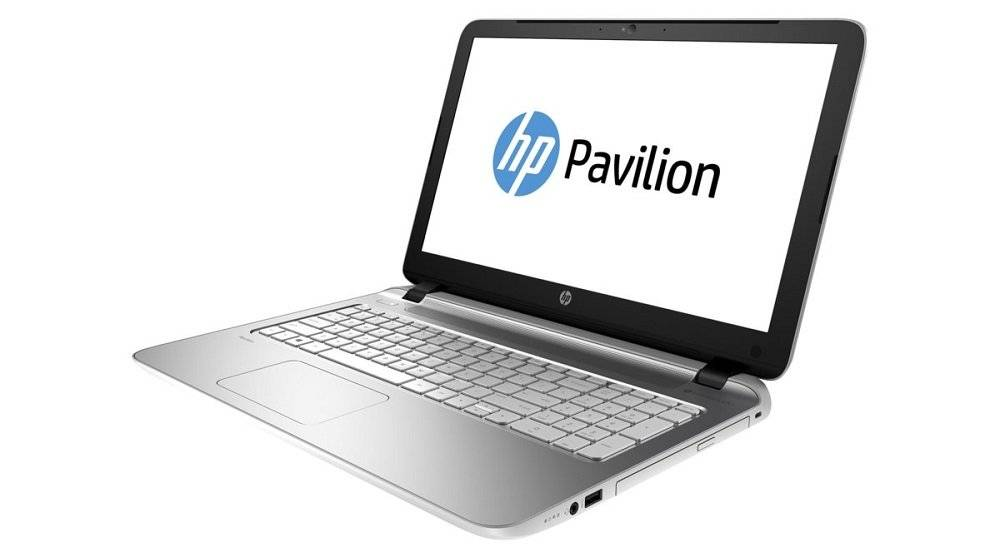 Notebook HP Pavilion 15-p237nw Biały