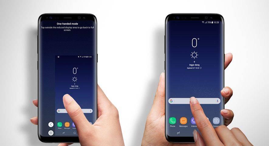 Samsung Ekran o idealnej ergonomii