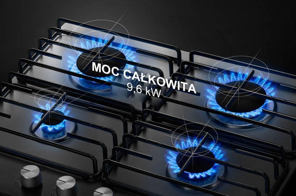 Płyta gazowa SAMSUNG NA64H3110BS, Płyty gazowe  opinie, cena  sklep mediama   -> Plyta Gazowa Emaliowana Do Zabudowy Opinie