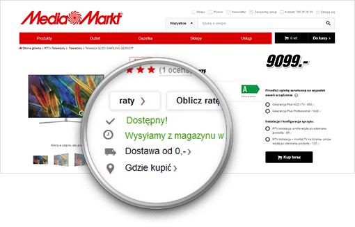 bb2866dc63846e Dostawa - sklep MediaMarkt.pl