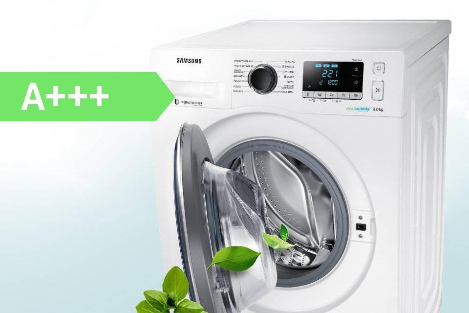 Samsung A+++. Najwyższa klasa efektywności energetycznej