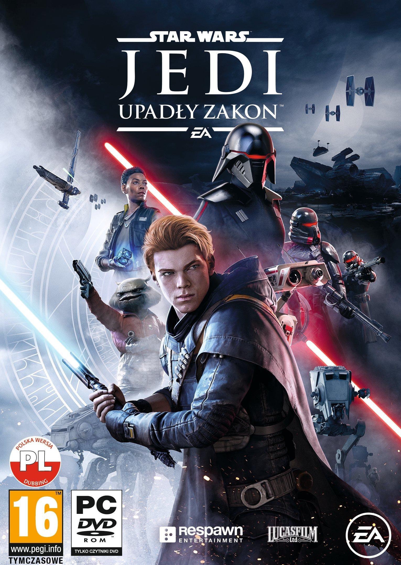 Gra Pc Star Wars Jedi Upadły Zakon