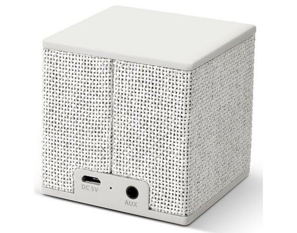 Głośnik Bluetooth FRESH N REBEL Rockbox Cube Fabriq Edition Cloud