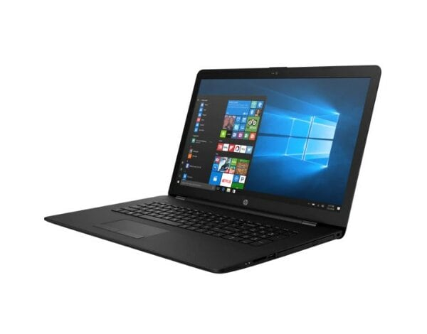 Laptop HP 17-bs001nw i5-7200U/4GB/1TB/INT/Win10H Czarny