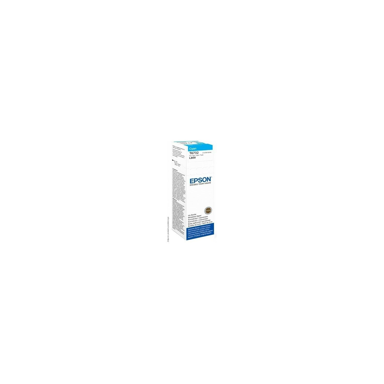 Tusz EPSON T6735 Light Cyan