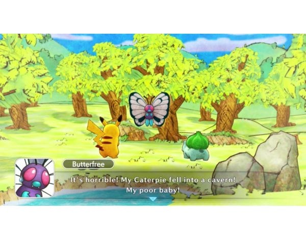 Gra Nintendo Switch Pokémon Mystery Dungeon: Rescue Team DX