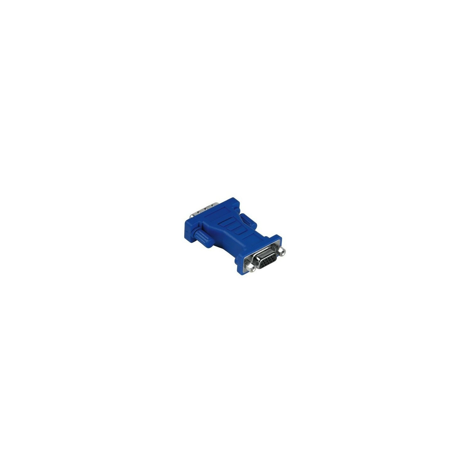 Adapter HAMA DVI WT - 15PIN GN