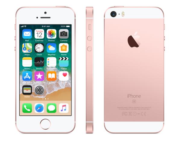 Iphone Se Rosegold 16gb Media Markt