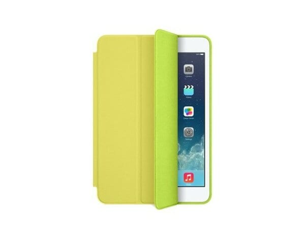 Etui APPLE iPad mini Smart Case Żółty ME708ZM/A