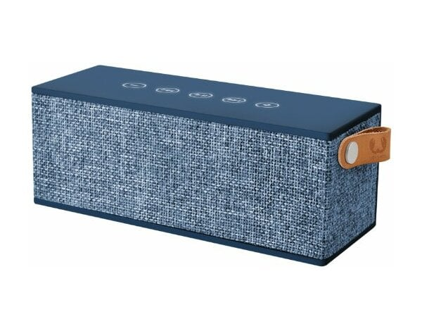 Głośnik Bluetooth FRESH N REBEL Rockbox Brick Fabriq Edition Indigo