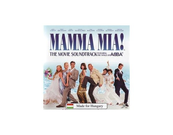 Mamma Mia!- The Movie Soundtrack (Featuring The Songs Of ABB