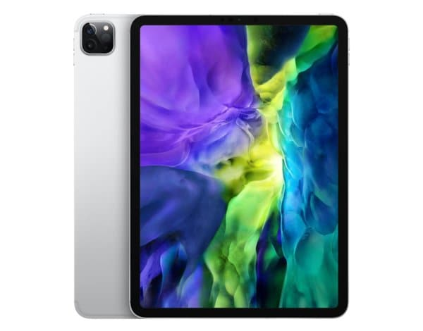 Tablet APPLE iPad Pro 11 (2020) 1TB Wi-Fi+Cellular Srebrny MXE92FD/A