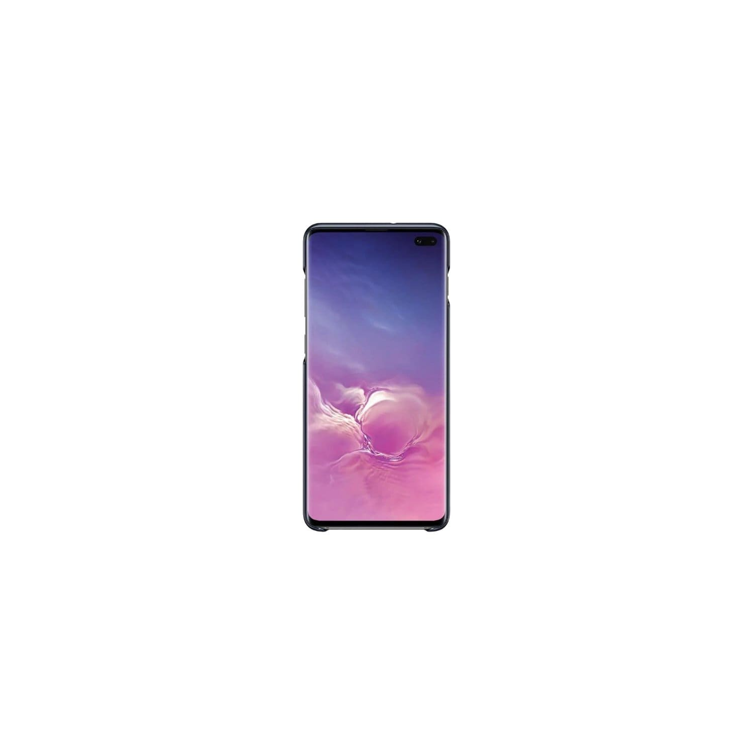 Etui SAMSUNG LED Cover do Galaxy S10 Plus Czarny EF-KG975CBEGWW