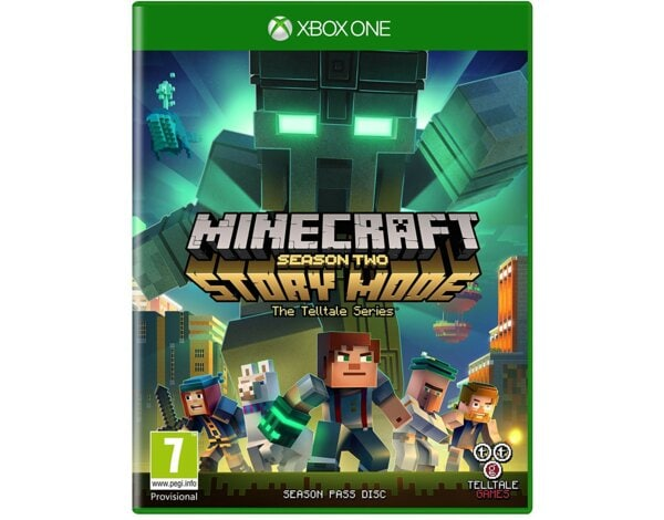 Gra Xbox One Minecraft: Story Mode - A Telltale Games Series - Season 2