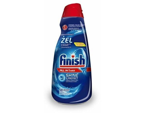 Żel do zmywarek FINISH All In One Max 1 L
