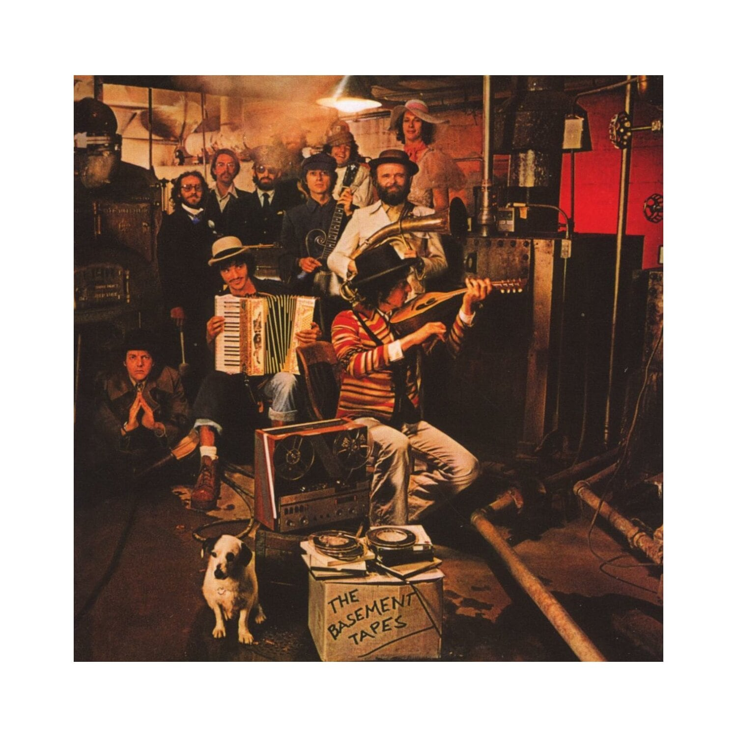 The Basement Tapes Jewel Case Version