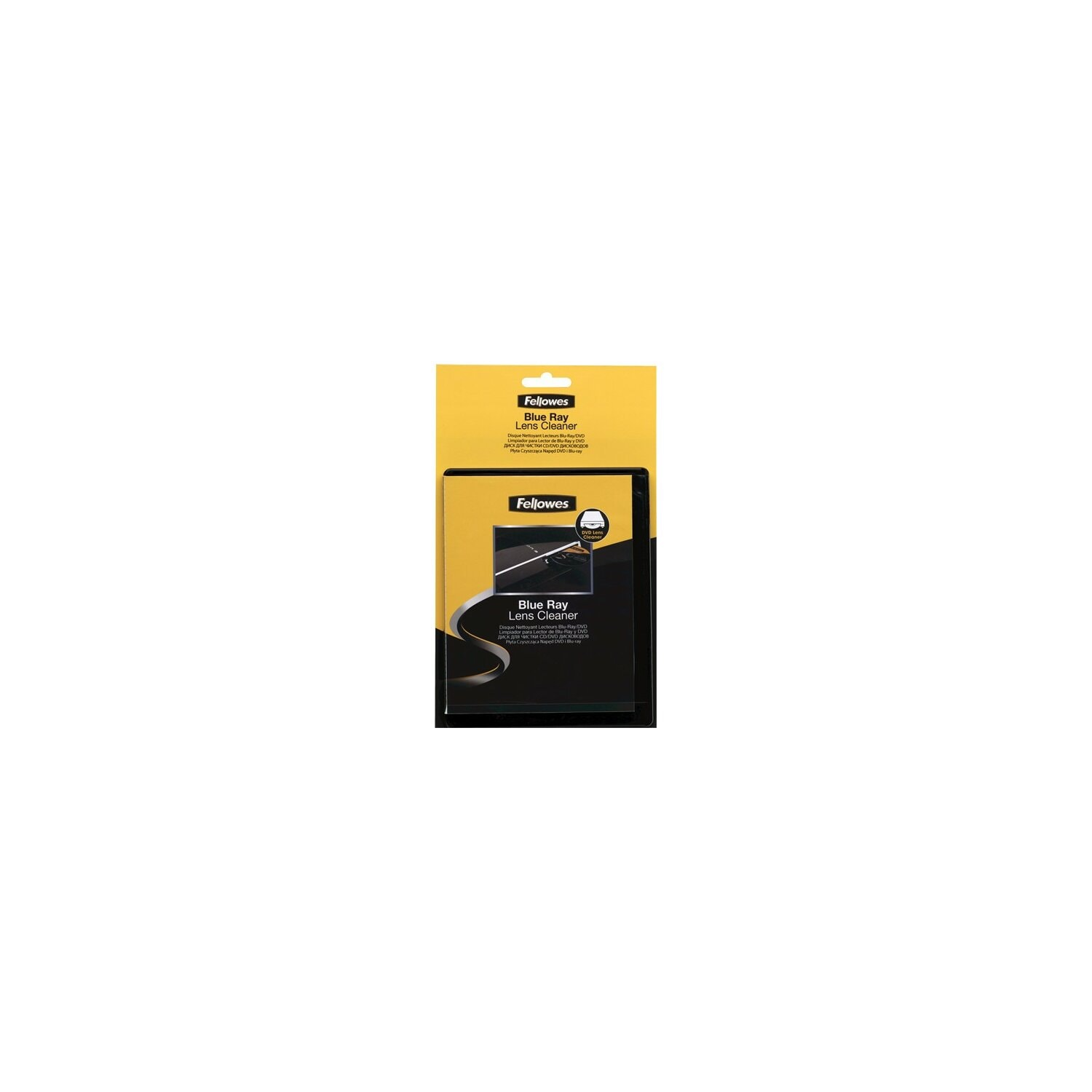 Akcesorium FELLOWES Blu Ray DVD Lens Cleaner