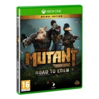 Gra Xbox One Mutant Year Zero: Road to Eden Edycja Deluxe