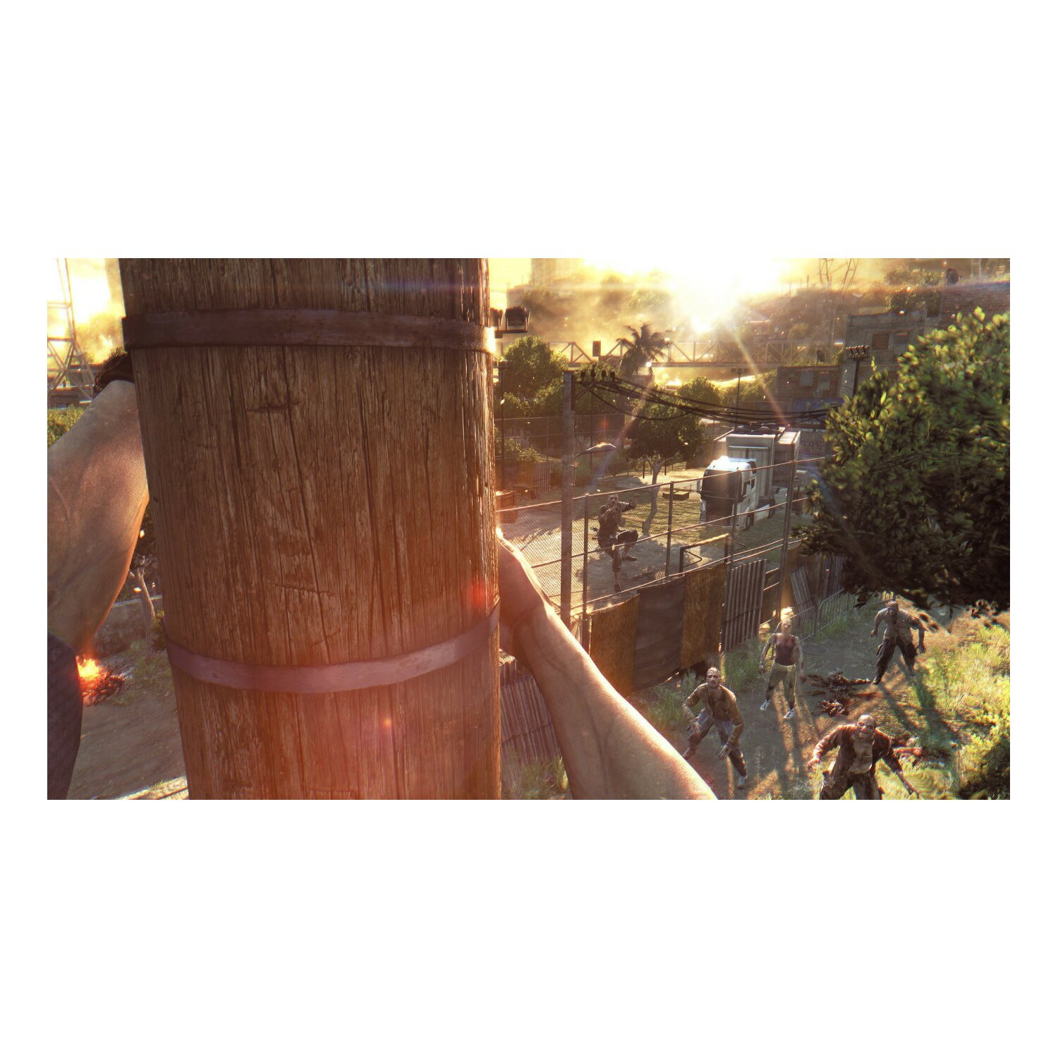 Gra Xbox One Dying Light