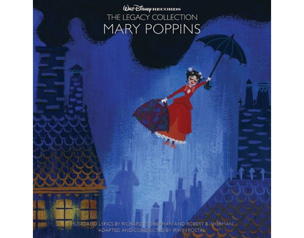 THE LEGACY COLLECTION:MARY POPPINS