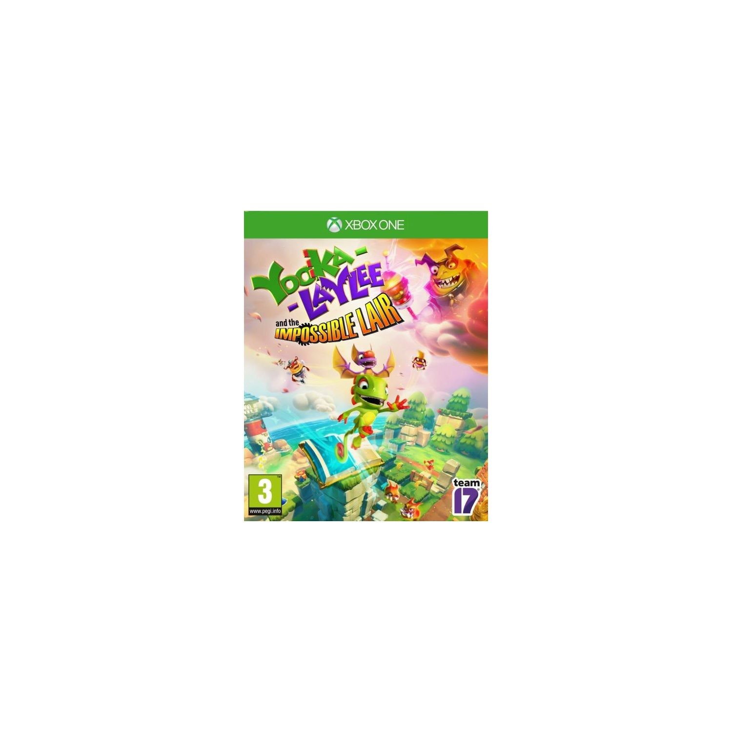 Gra Xbox One Yooka Laylee and the Impossible Lair