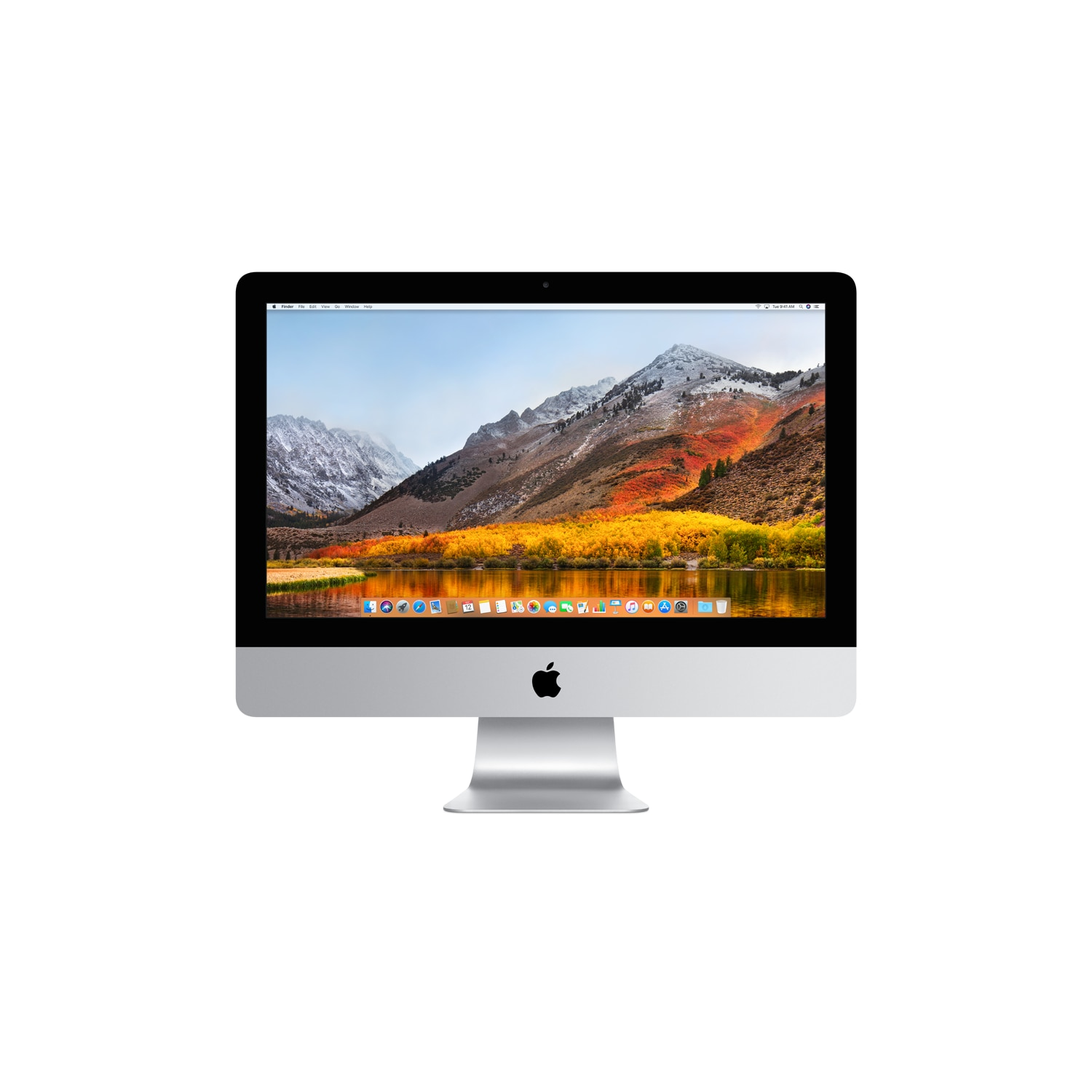 Komputer All-in-One APPLE iMac 21.5 MMQA2ZE/A i5/8GB/1TB/Iris Plus 64