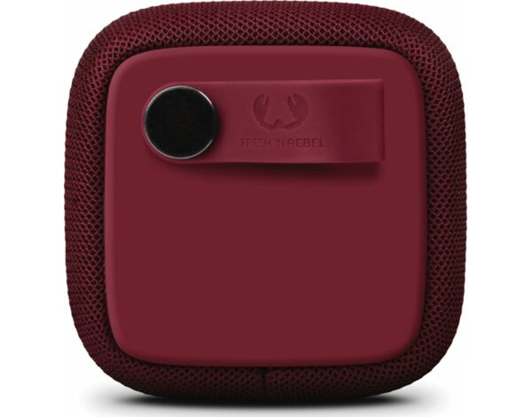 Głośnik Bluetooth FRESH N REBEL Rockbox Bold M Ruby Red