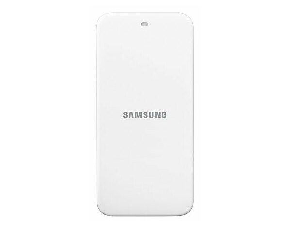 Ładowarka SAMSUNG do Galaxy S5 + bateria Biały EB KG900BWEGWW