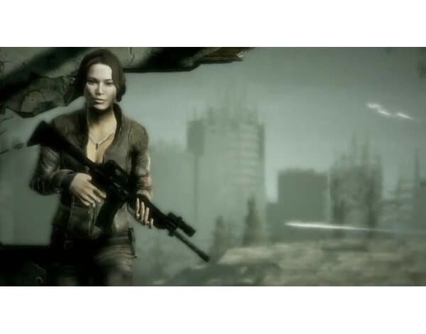 Film GALAPAGOS Terminator Ocalenie: Seria Machinima Terminator Salvation: The Machinima Series