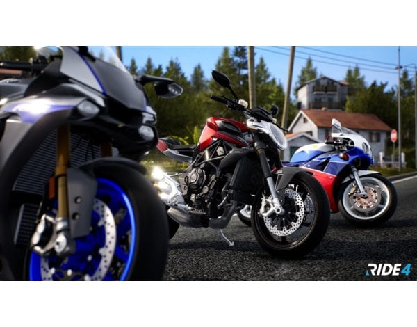 Gra PS4 RIDE 4