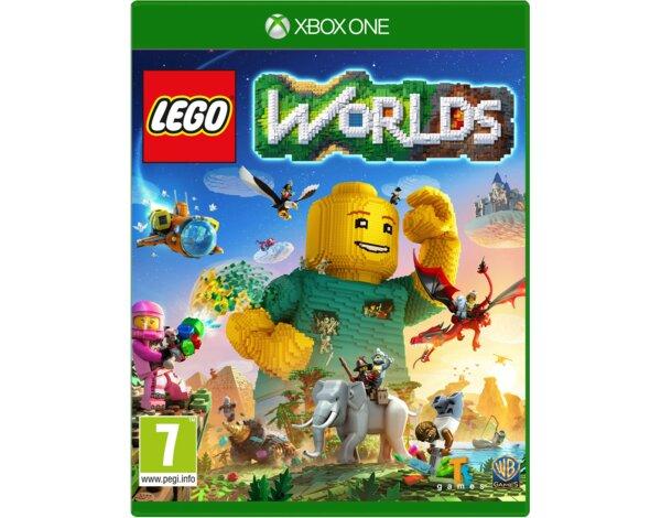 Gra Xbox One Lego Worlds Gry Xbox One Opinie Cena Sklep