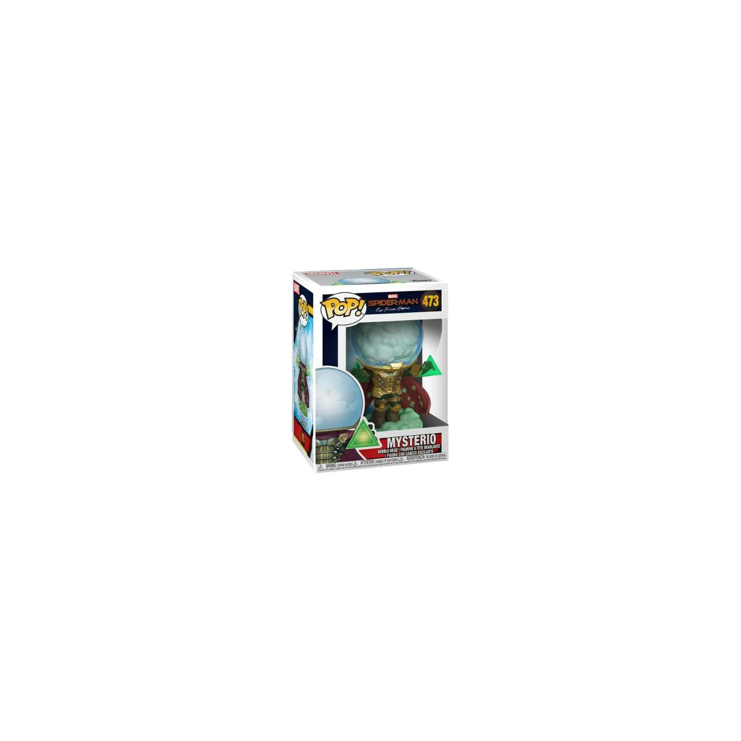 Figurka FUNKO Spider-Man: Far From Home POP! Mysterio