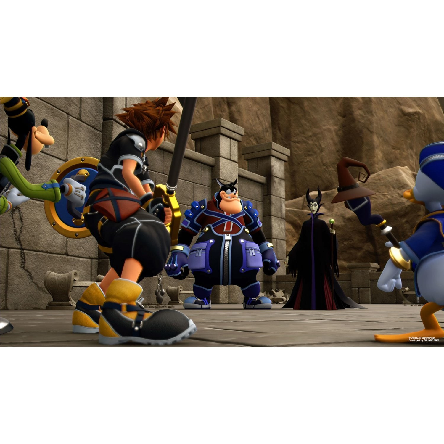 Gra PS4 Kingdom Hearts III