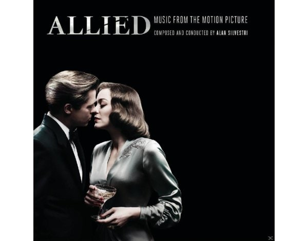 ALLIED (MUSIC FROM THE MOTION