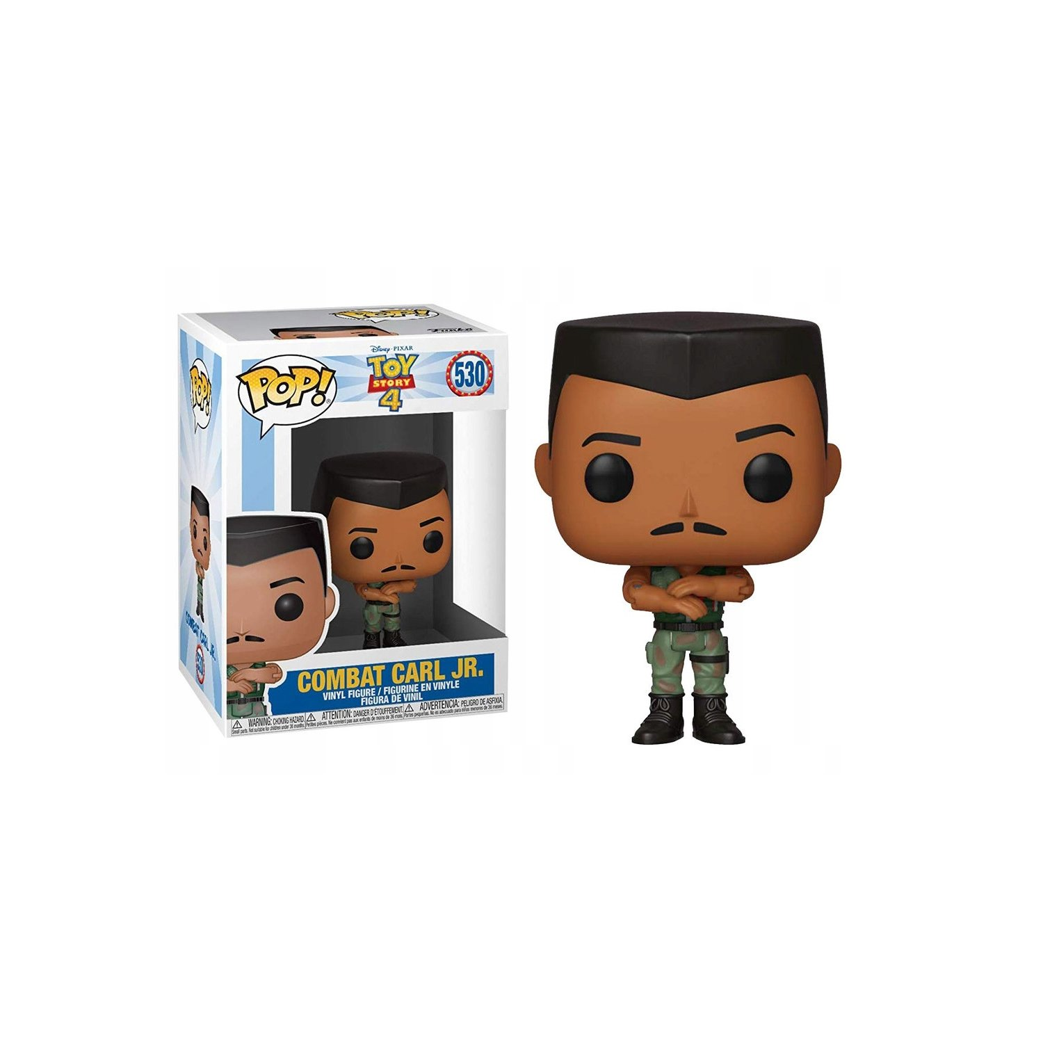 Figurka FUNKO Pop! Vinyl: Disney Toy Story 4 - Combat Carl Jr
