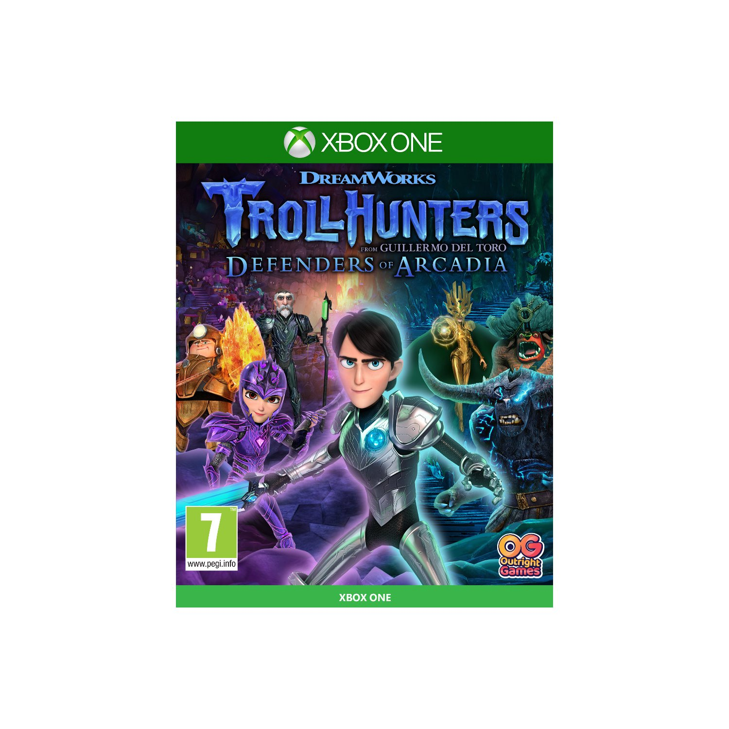 Gra Xbox One Trollhunters: Defenders of Arcadia