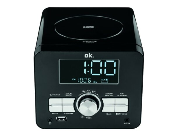 Radio OK. OCR 100 CD