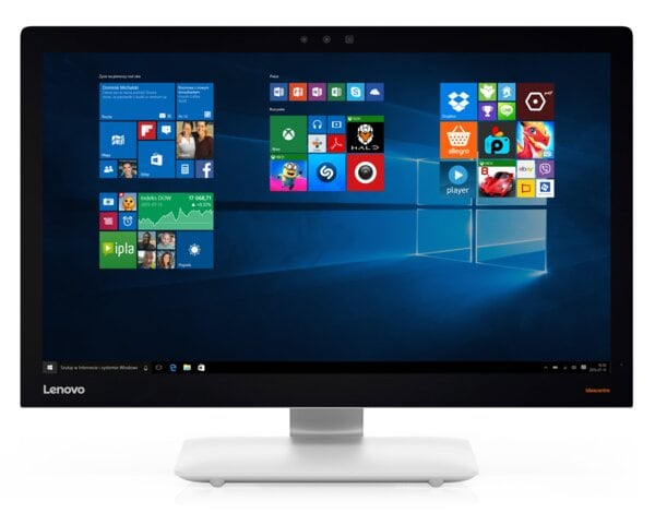 Komputer All-in-One LENOVO Ideacentre AIO 910-27ISH 27 FHD i5-6400T/8GB/128GB SSD+1TB/GT940/Win10 F0C20063PB