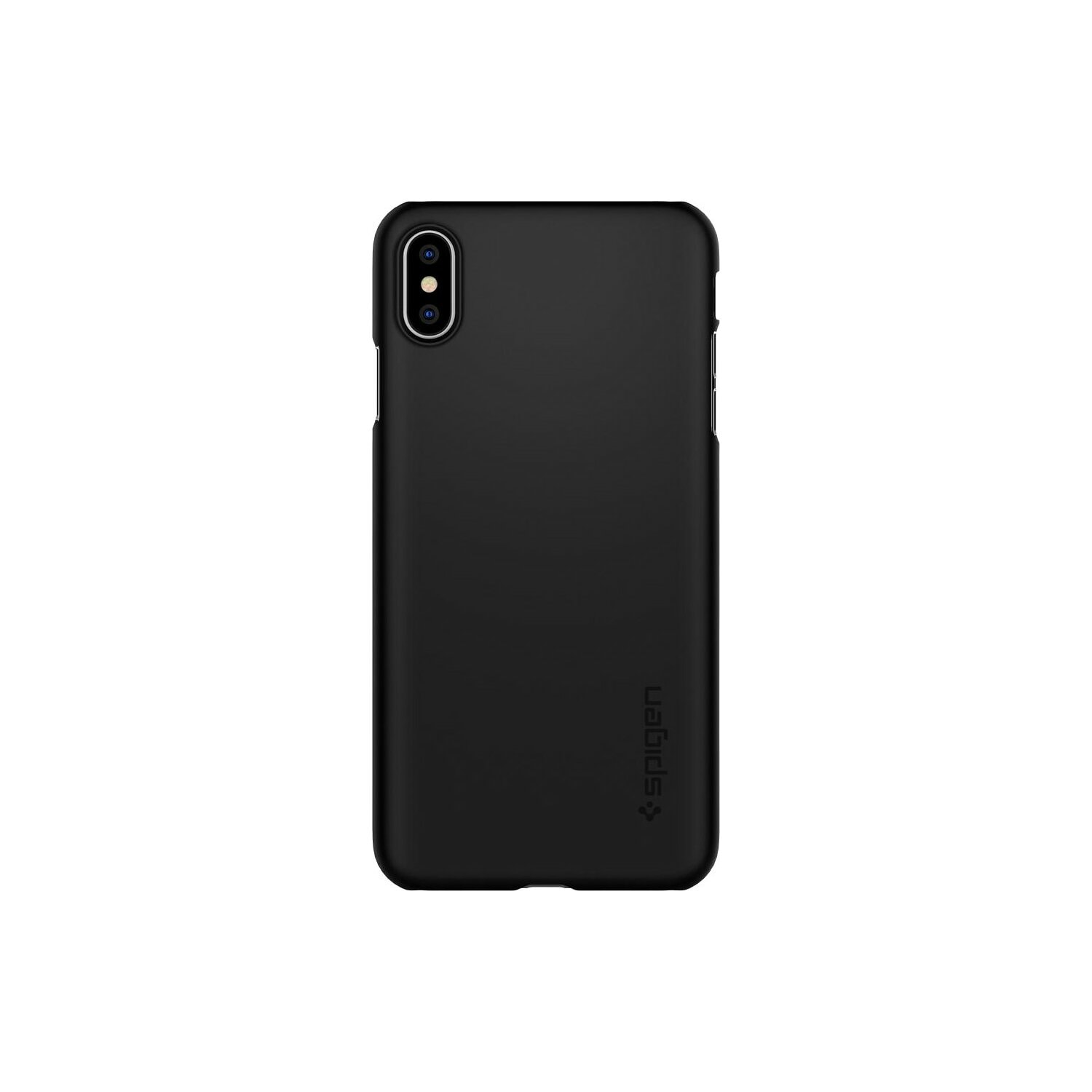 Etui SPIGEN Thin Fit do Apple iPhone XS Max Czarny