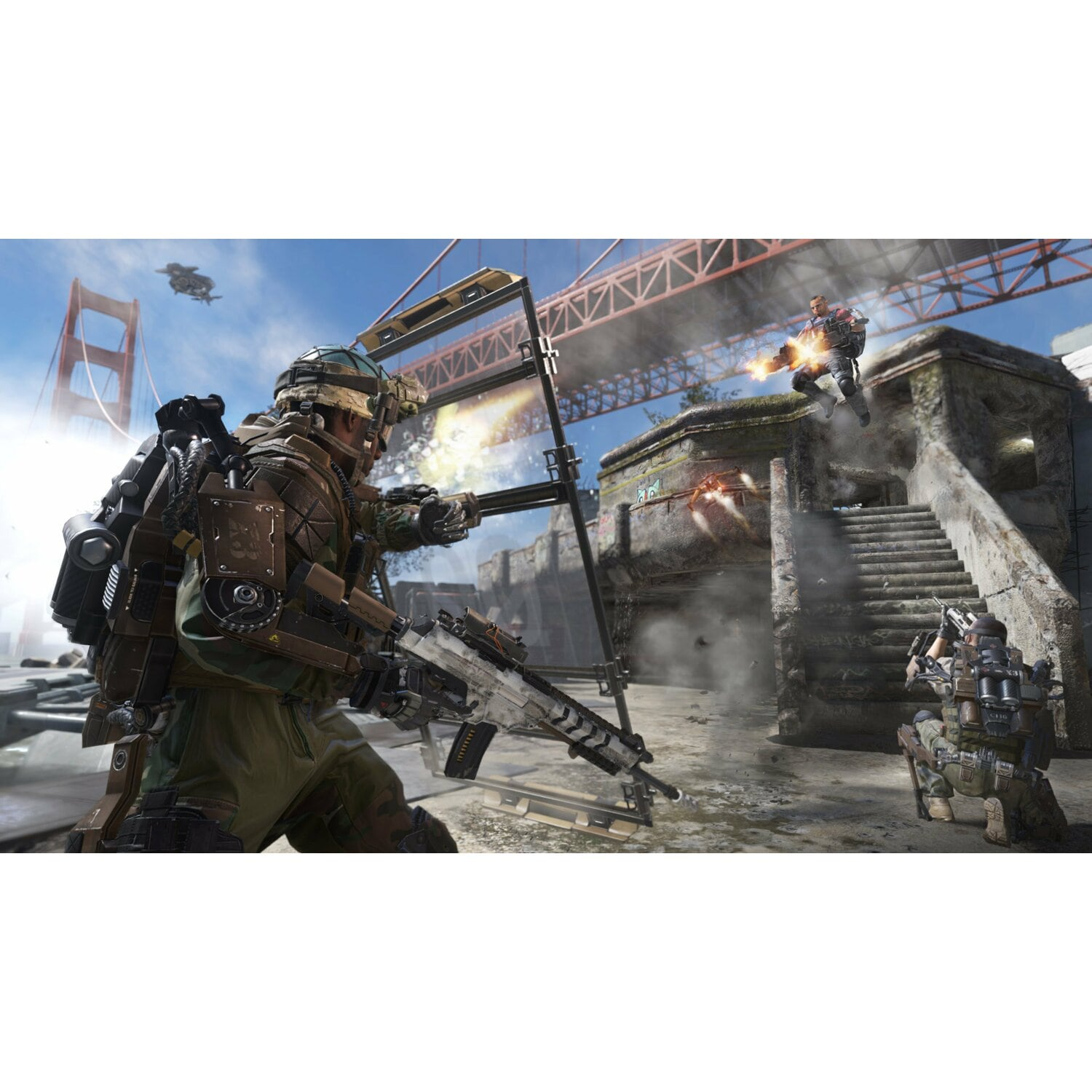 Gra PC Call of Duty Advanced Warfare