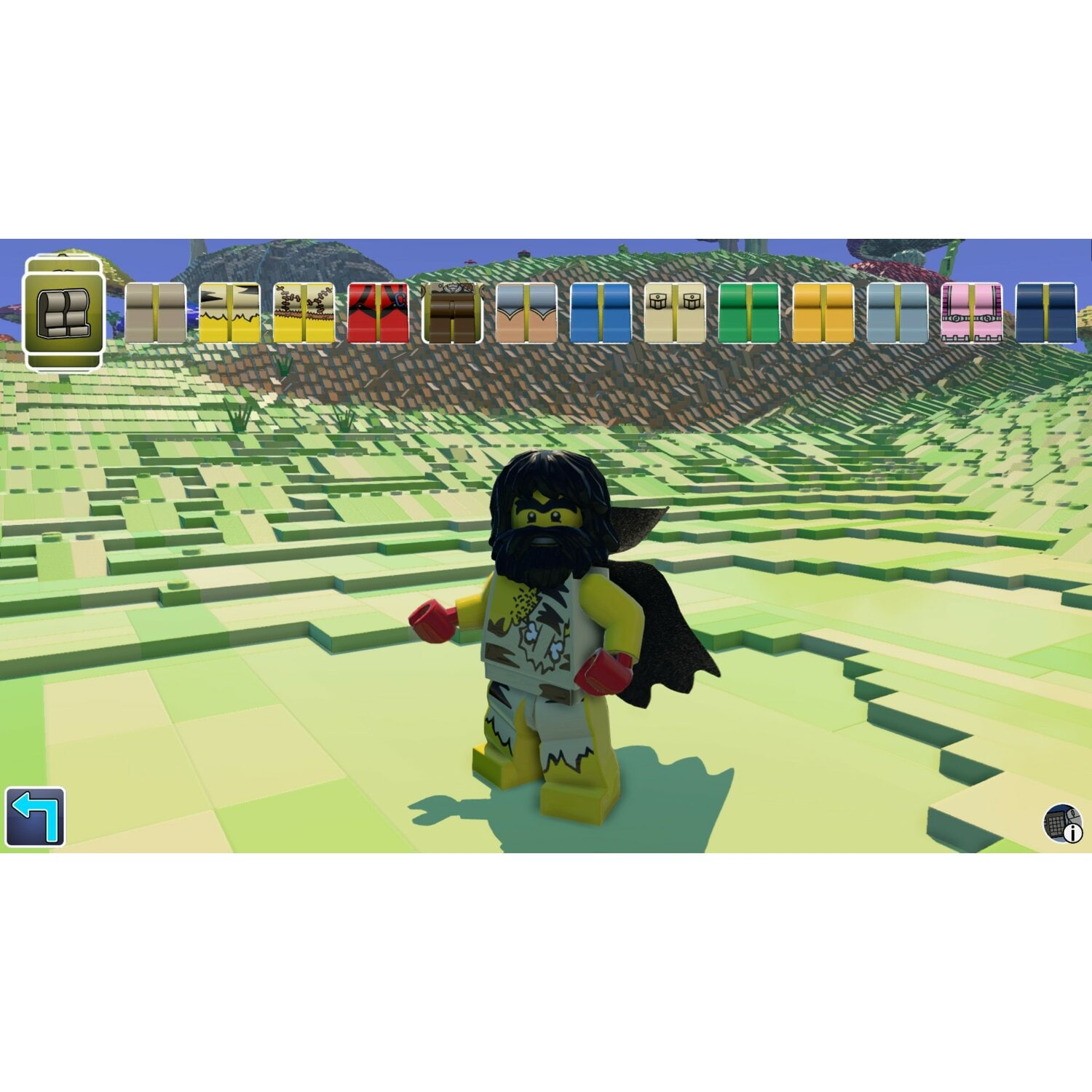 Gra Nintendo Switch LEGO Worlds
