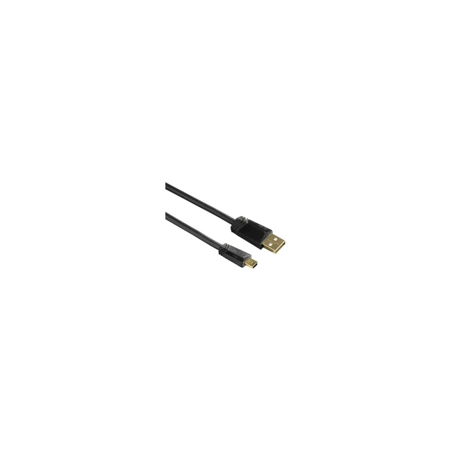 Kabel HAMA Techline USB 2.0 USB A - Mini USB B 1.5 m