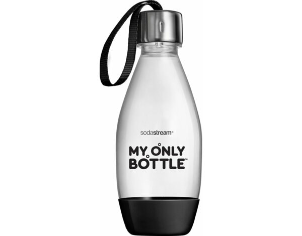 Butelka SODASTREAM My Only Bottle black 0.5L