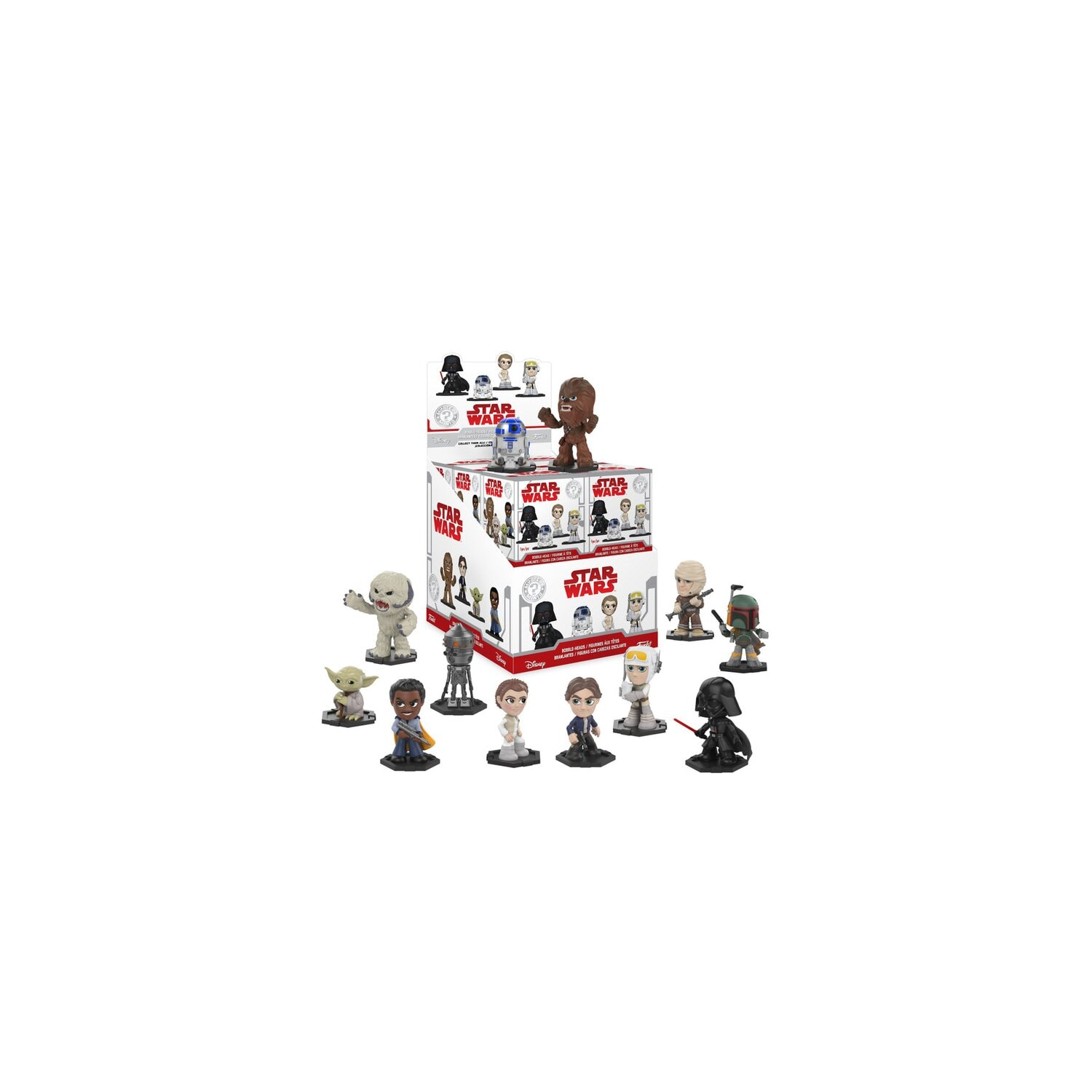 Figurka FUNKO Star Wars: Episode V - Mystery Mini Blind Box (1 losowa figurka)