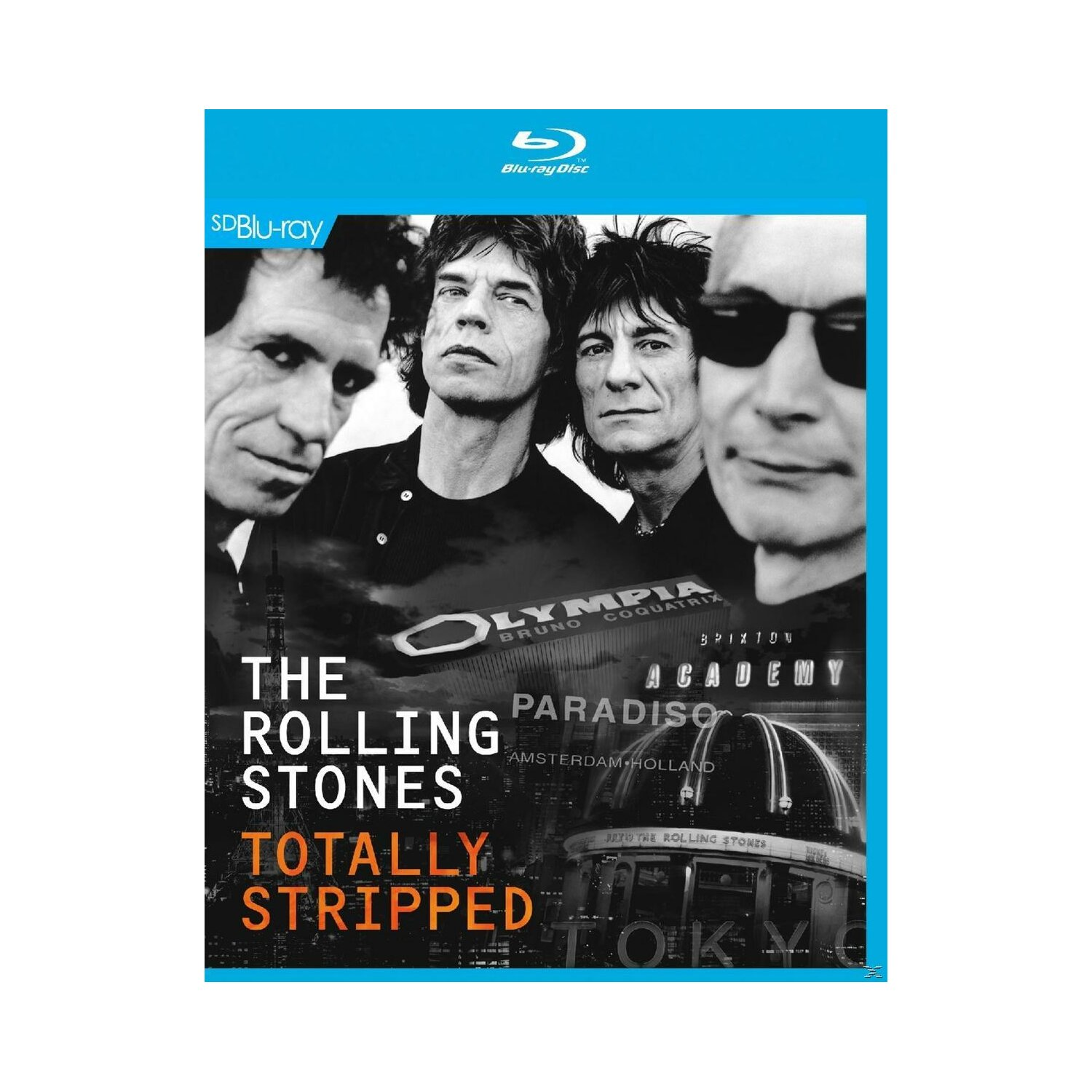 Totally Stripped (Bluray)