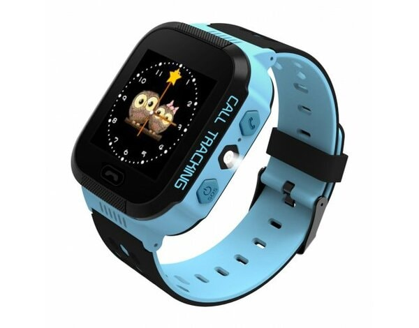 SmartWatch ART Watch Phone Go Flashlight Blue SGPS-02B