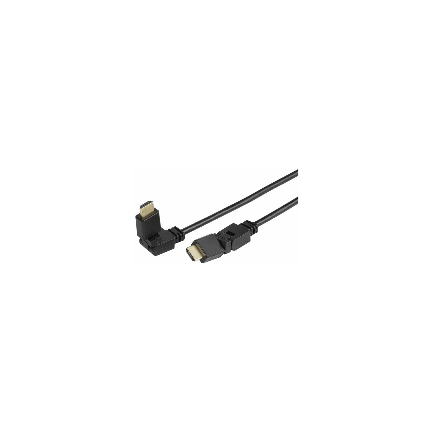 Kabel VIVANCO HDMI - HDMI 1.5m Czarny