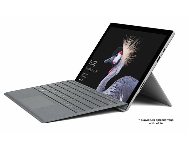Laptop 2w1 MICROSOFT Surface Pro Core M3-7Y30/4GB/128GB SSD/HD615/Win10P