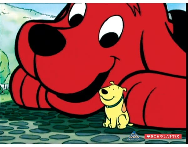 Clifford: List z daleka