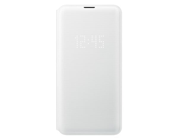 Etui SAMSUNG LED View Cover do Samsung Galaxy S10e Biały EF-NG970PWEGWW